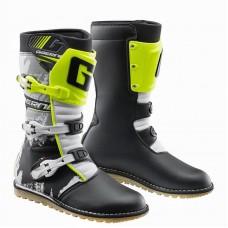 Gaerne Classic White/Yellow/Black Trials Boot