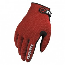 HEBO GLOVE TEAM II RED GLOVES