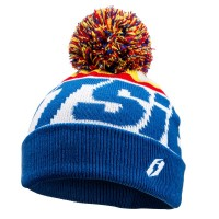 Jitsie Bobble Hats Throwback Blue Hat