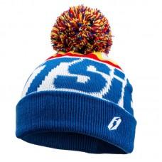 Jitsie Bobble Hats Throwback Blue Hat